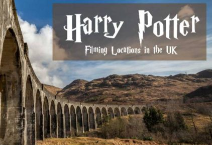 Harry Potter in UK