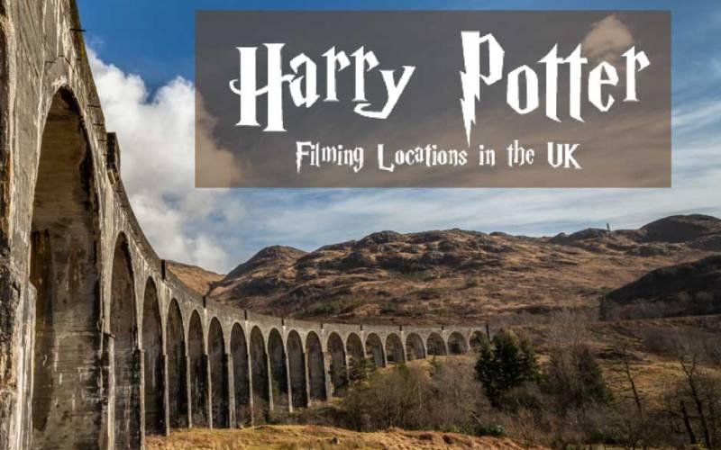 Harry Potter in UK