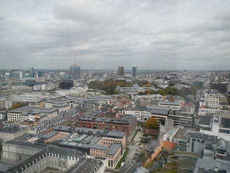 The Hotel Brussels View