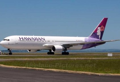 Hawaiian & China Airlines Frequent Flyer Partnership