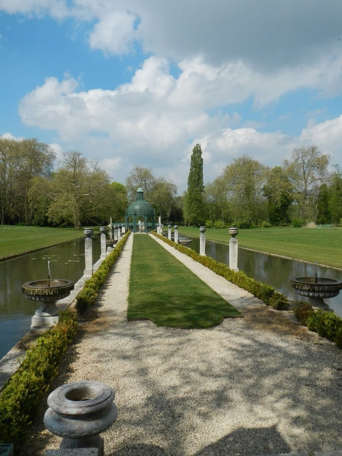 Château de Chantilly Formal Gardens