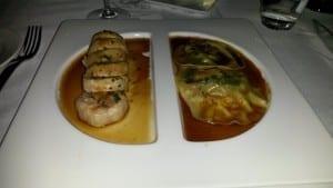 Montvillargenne Restaurant Main Course
