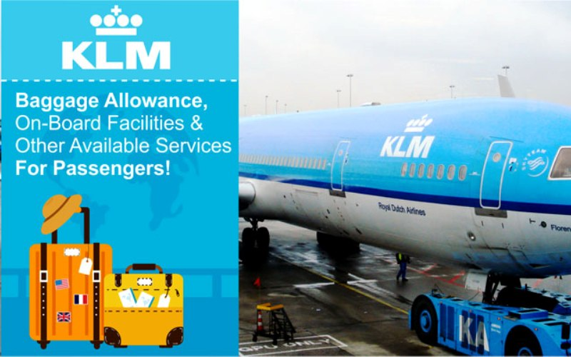 KLM Updates European Baggage Policy