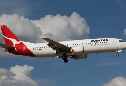 Qantas announces plans to refresh Boeing 737 Fleet