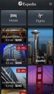 Expedia Mobile App