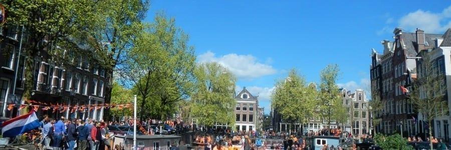 Koningsdag Amsterdam 2015
