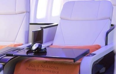 Four Seasons Private Jet - Photoby Four Seasons