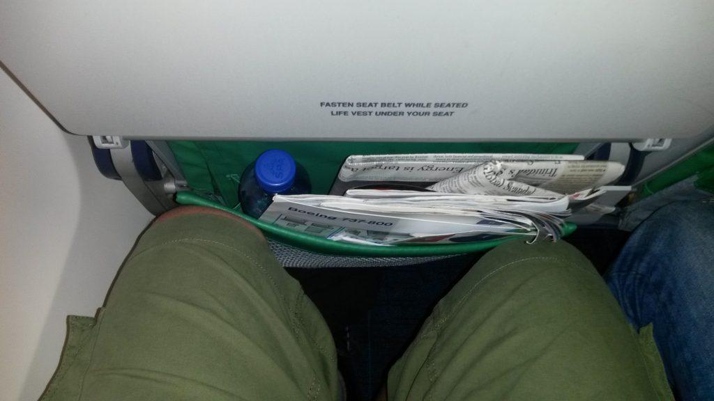 Transvania leg room