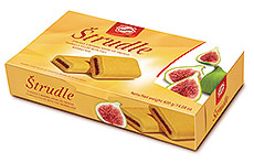 Zvečevo-Lasta Fig Strudle biscuits