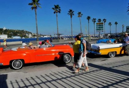First Direct Flights from Los Angeles to Cuba