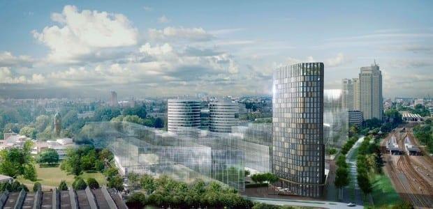 Hotel Amstelkwartier © Paul de Ruiter Architects