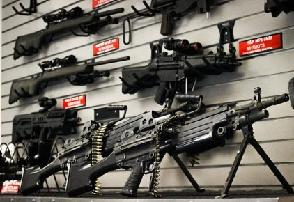 Las Vegas Gun Store and Firing Range Package