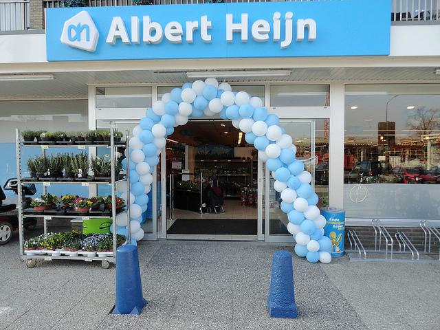 Albert Heijn - Photo credit Ger and Audrey