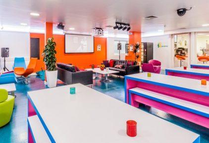 SoHostel Lounge