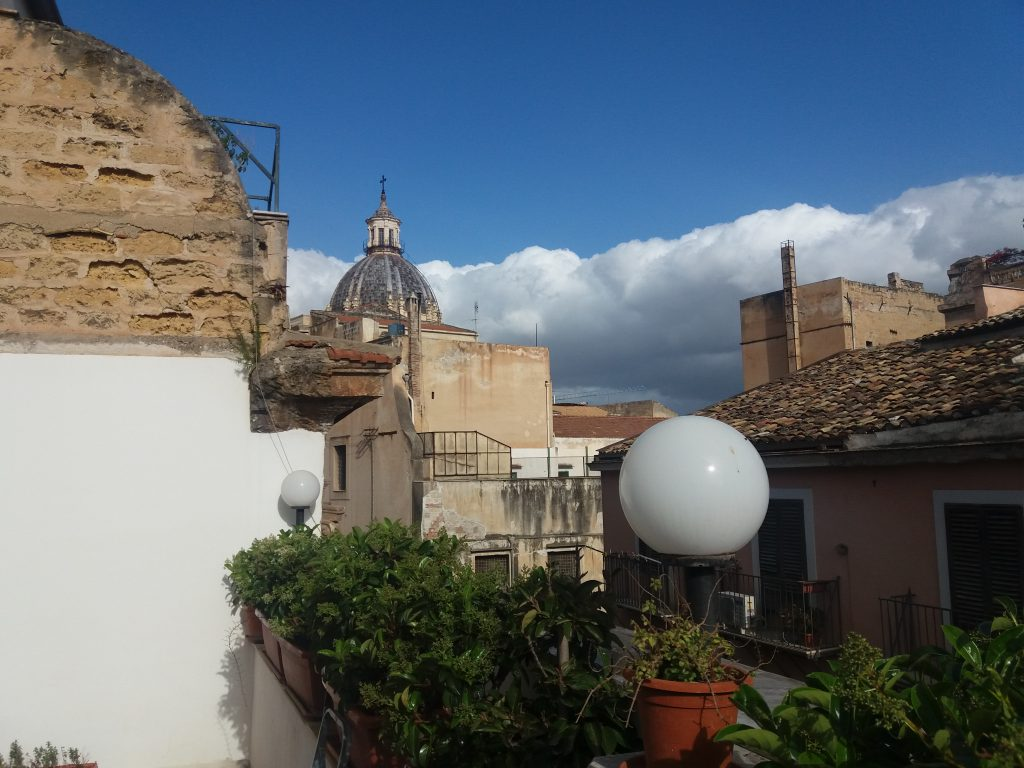 Allegretto Guest House Rooftop View
