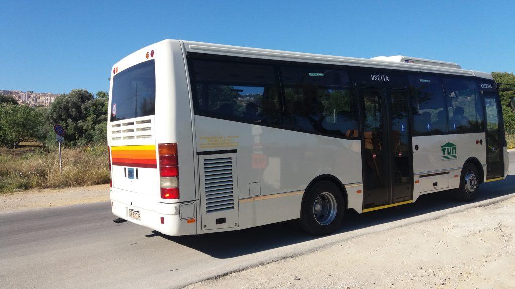 Agrigento Bus