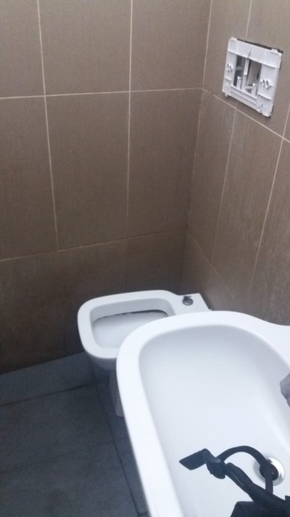 Gela Station Toilet