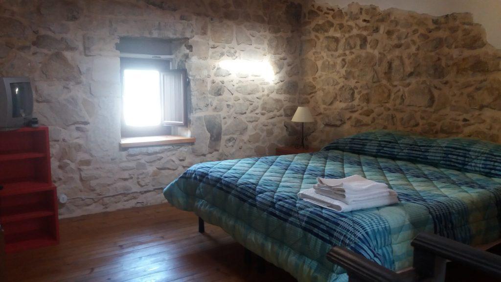 Green Corner Bedroom