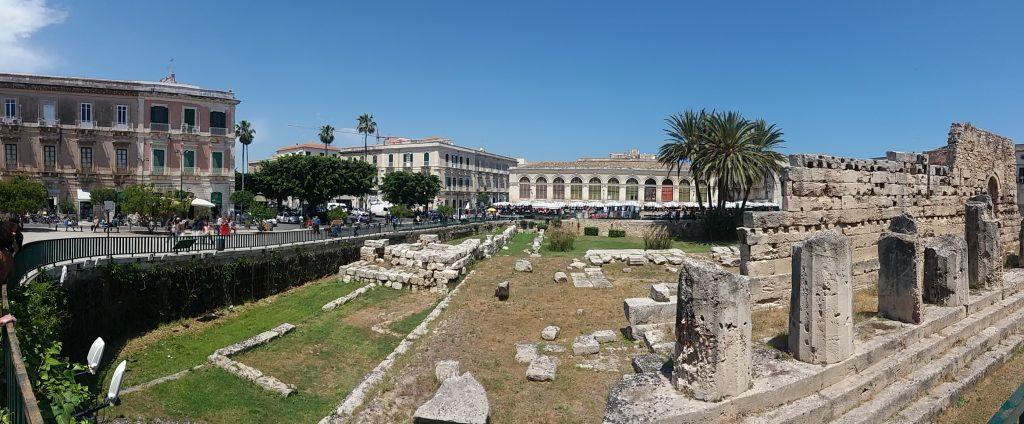 """Temple of Apollo """"Tempio di Apollo"""""""