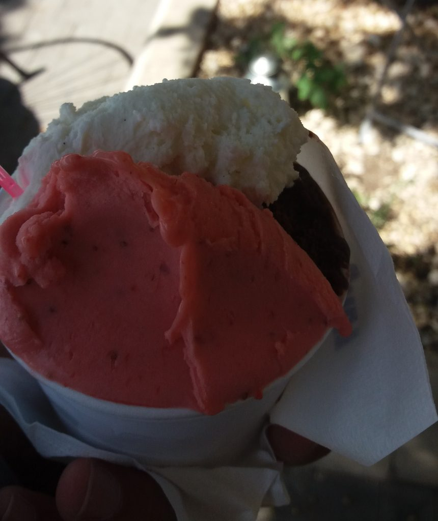 Marina Cafe Ice Cream