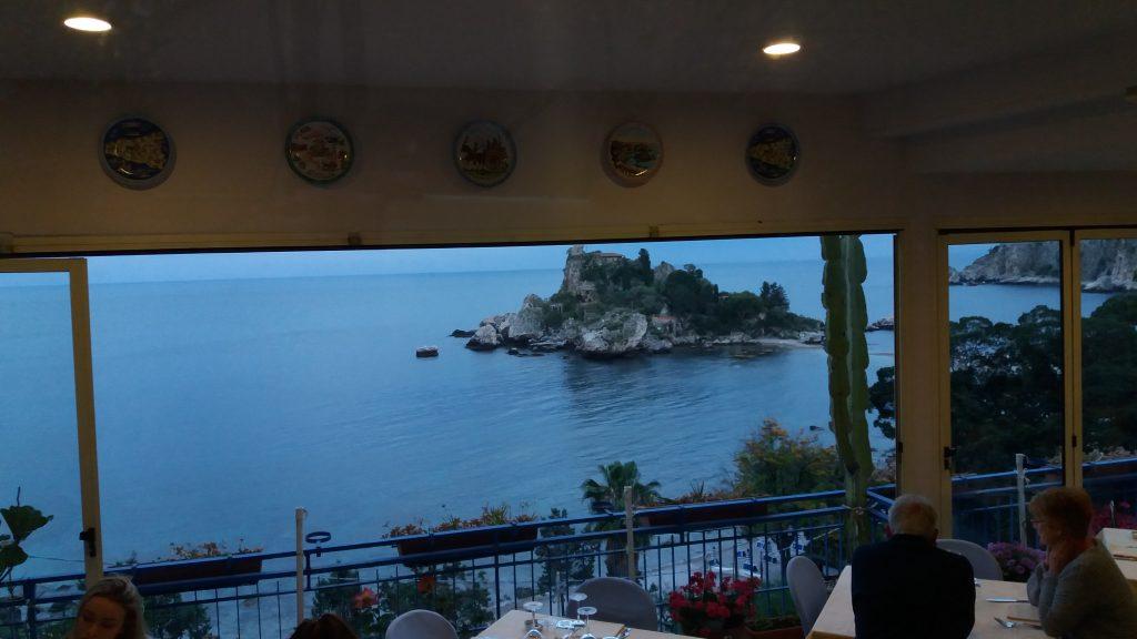 Da Giovanni view