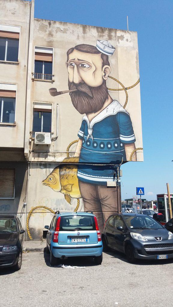 Messina Street Art