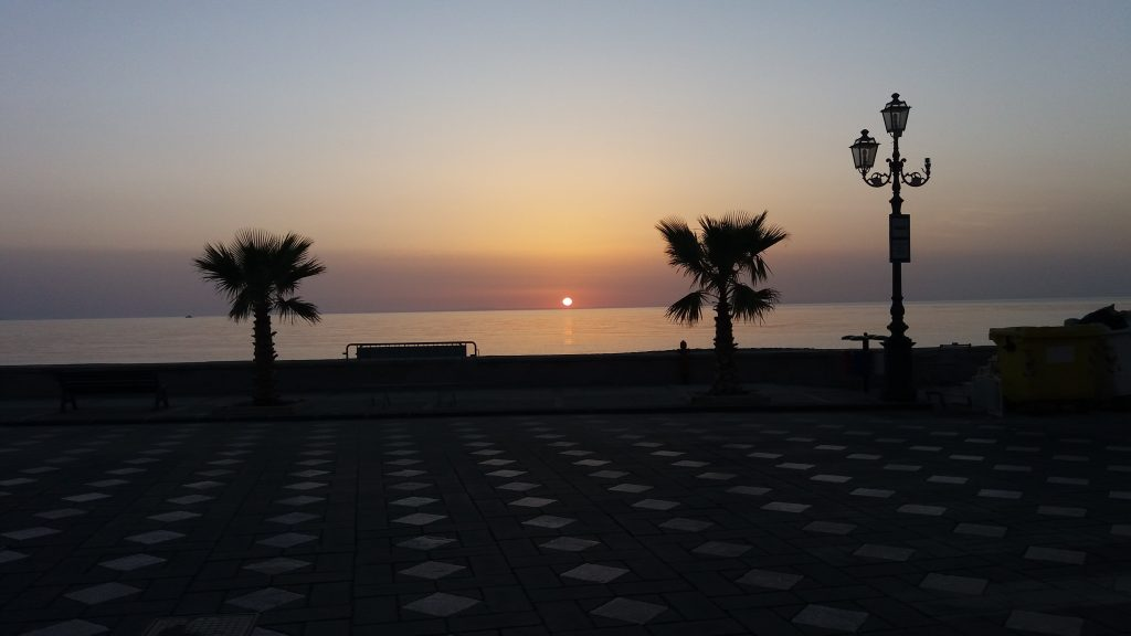 Canneto (Lipari) Sunrise