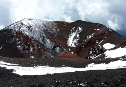 Mt Etna Trip