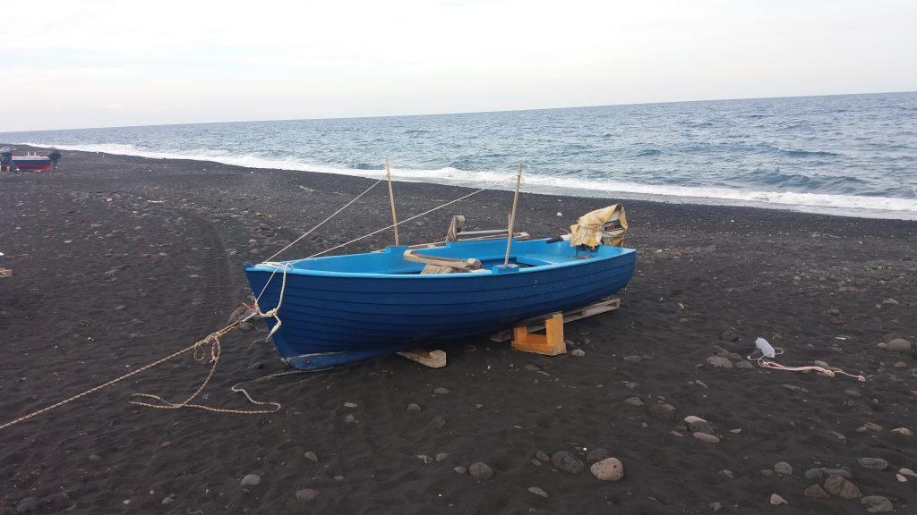 Spiaggia Nera Beach