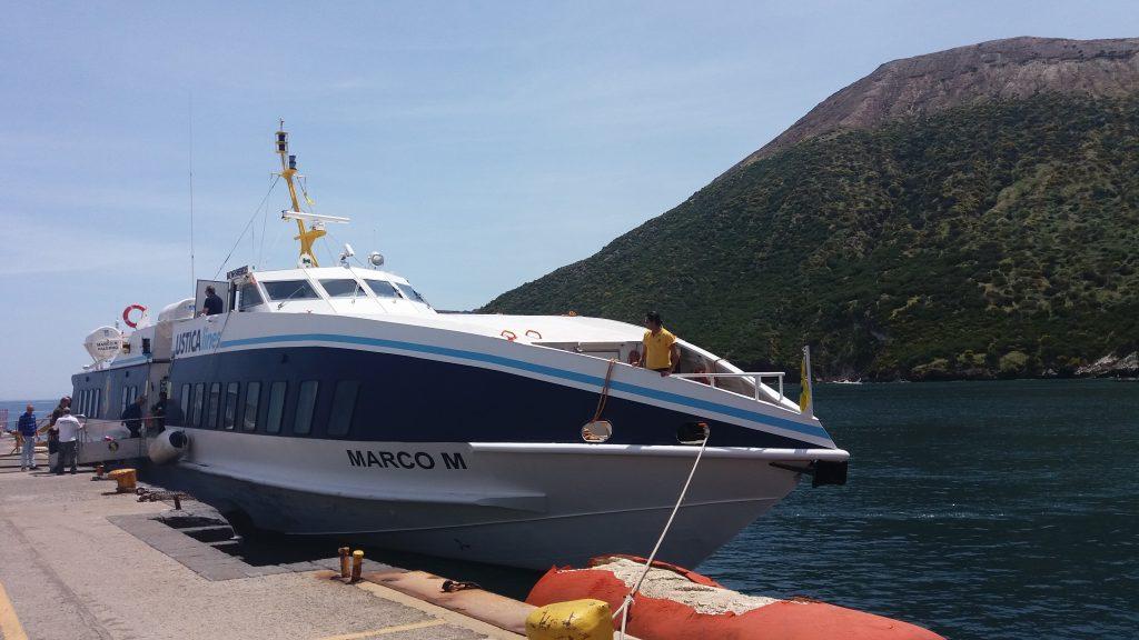 Vulcano Ferry