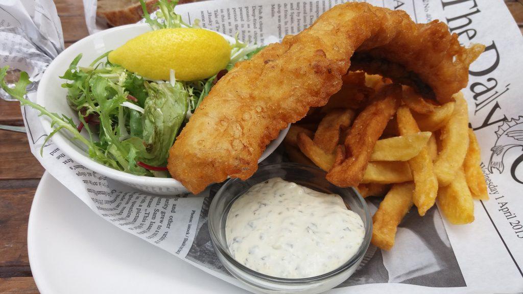 Seafood Bar Spui - Fish & Chips