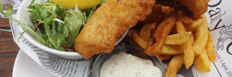 Seafood Bar Spui - Fish & Chips