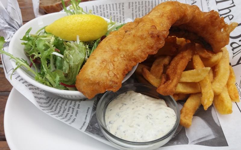 Seafood Bar Spui - Travel Network