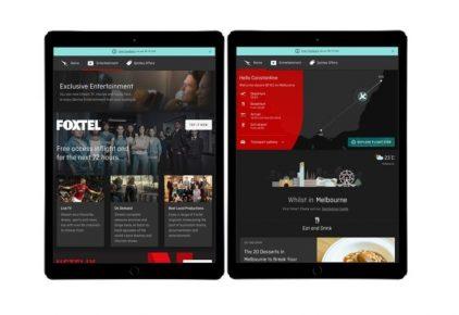 Qantas Offers Free Netflix, Foxtel & Spotify