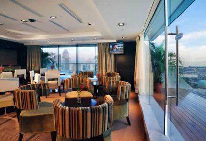 Peninsula Excelsior Hotel Skylounge
