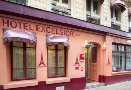 Hotel Excelsior République