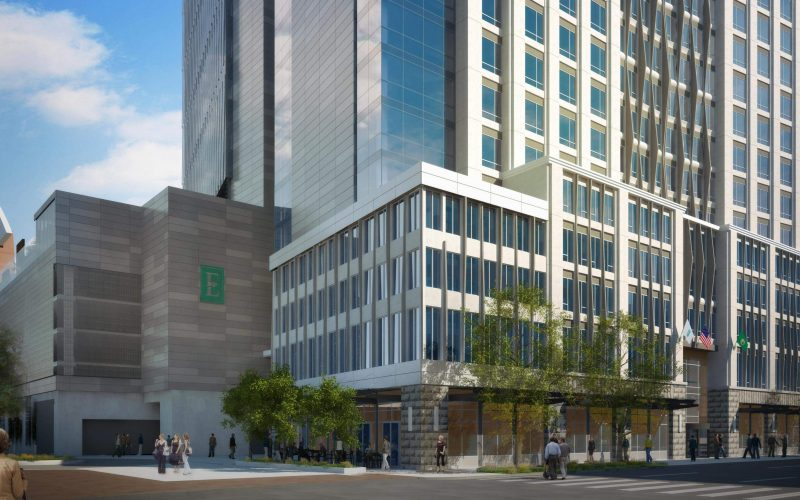 Embassy Suites Opens At Pioneer Square Seattle Travel Network