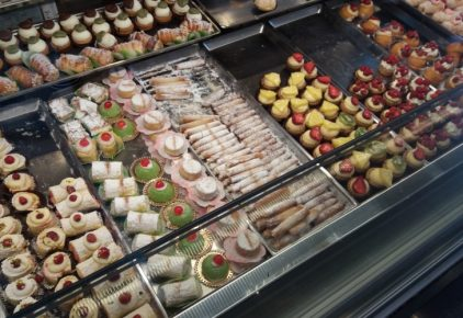 Pasticceria Alba Gelato (Ice Cream Stop)