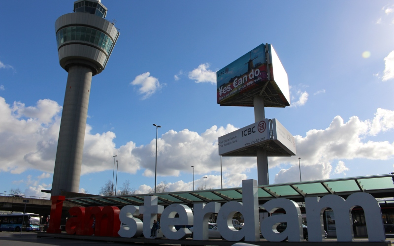 Schiphol Airport Review