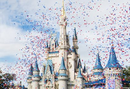Disney World © Disney