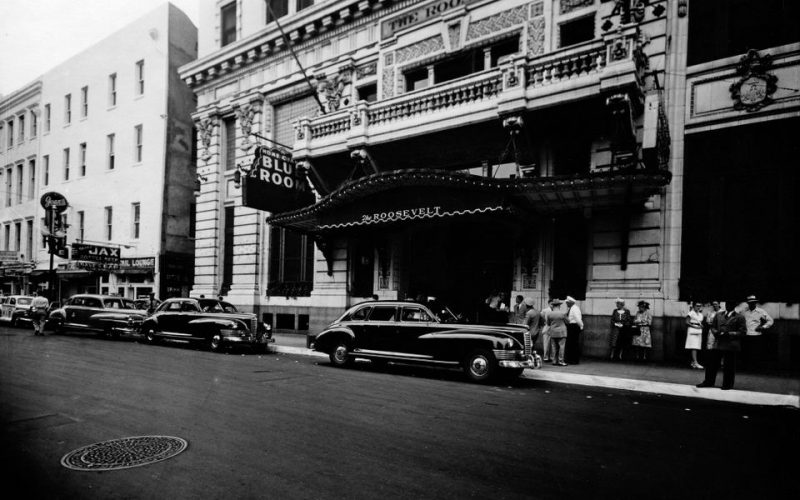 Courtesy of The Roosevelt New Orleans; A Waldorf Astoria Hotel