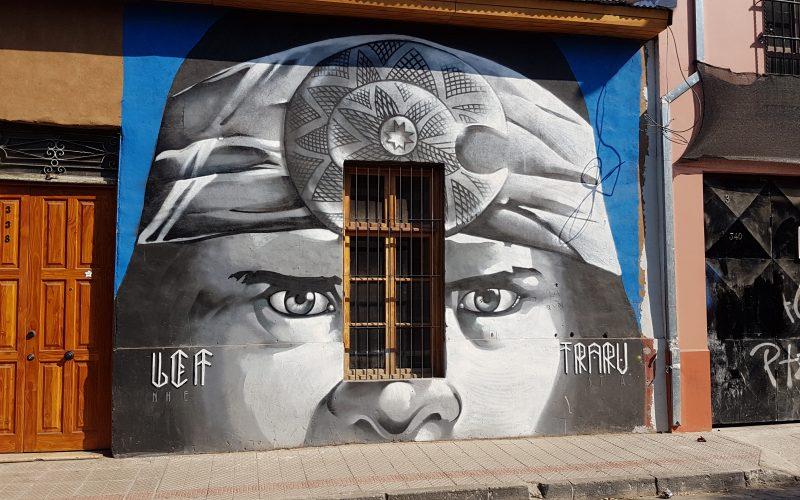 Santiago Street Art Tour