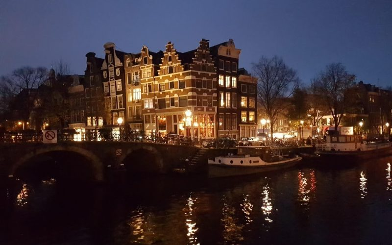 Amsterdamse hostels