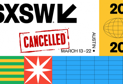 SXSW 2020 Cancelled