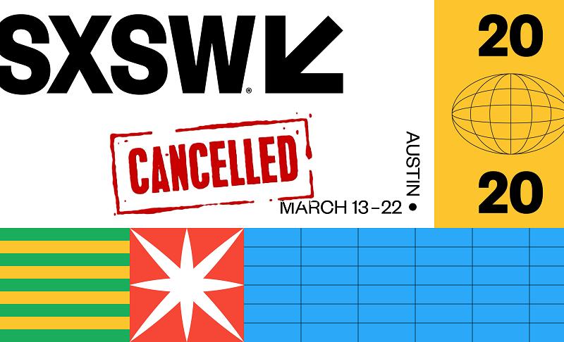 SXSW 2020 Cancelled