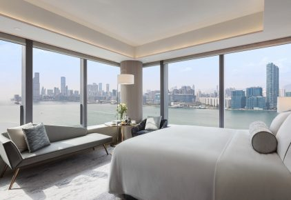 Hyatt Centric Victoria Harbour Hong Kong Club Harbourfront Room