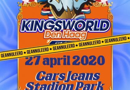 Kingsworld The Hague 2020
