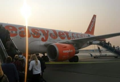 EasyJet confirms closure of Stansted, Newcastle and Southend airport bases