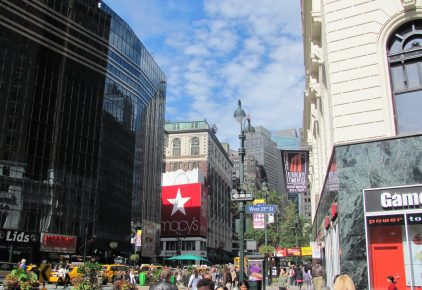 Herald Square New York